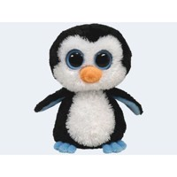 Ty Beanie Boo Plush Penguin Waddles