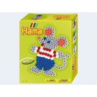 Hama perler-mouse, 400st.