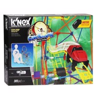 Knex byggesæt, Clock Work Roller Coaster, 305 dele
