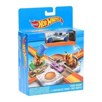 Hot Wheels bane Cyborg Crossing