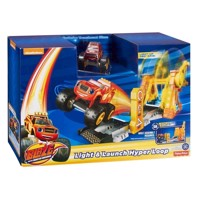 Blaze & Monstermaskinerne Launch Hyper Loop Playset