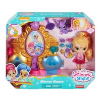 Fisher Price - Shimmer & Shine Mirror Room lekset