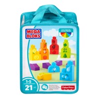 Mega Bloks Building and Learning - Learning Colors