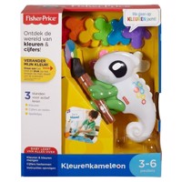 Fisher Price Learning and Thinking Smart Scan Color Chameleon