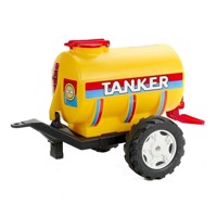 Slurry trailer med tank