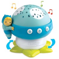 Smoby - Cotoons Musik Mobil - Rosa