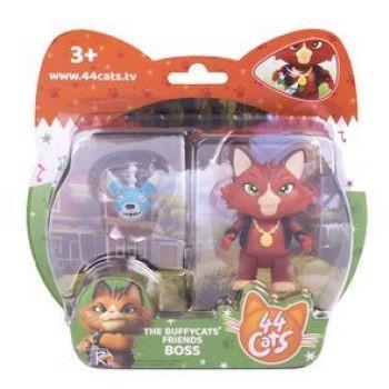 44 Cats Boss