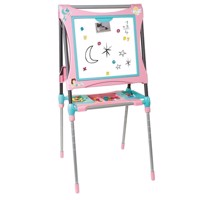Smoby Magnet-&Drawing Board Pink