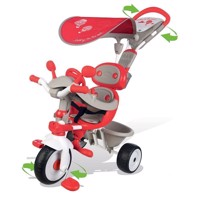 Smoby Baby Tricycle Red