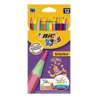 BIC - Kids, Farveblyanter, Evolution Cirkus, 12 stk