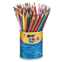 BIC - Farveblyanter, ECOlutions Kids Evolution, 60 stk