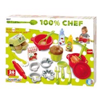 Ecoiffier 100% Chef Bake and cook Set