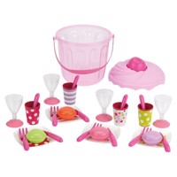 Ecoiffier Tea Party Set, 28dlg.