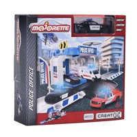 Majorette Creatix Police Office - Small