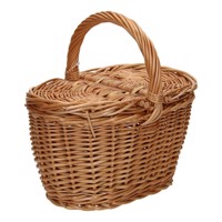 Wicker Picnic or Carrying Basket