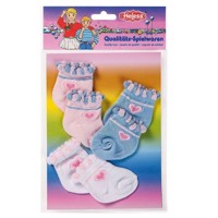 Doll socks-3 pair, 35-46 cm