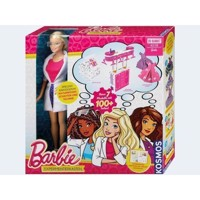 Barbie dukke, Cosmos Barbie eksperiment boks