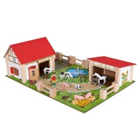 Eichhorn Farm Playset