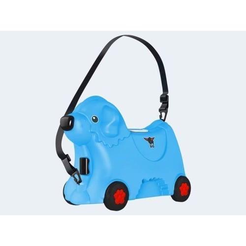 Big Bobby Trolley - Resväska för barn (Blå) 192ad3dafc90e