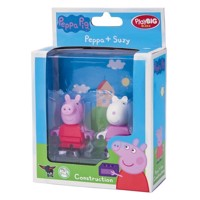PlayBIG Bloxx Peppa Pig - Peppa and Suzy