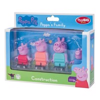 PlayBIG Bloxx Peppa Pig - Peppa's Family
