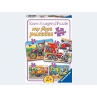 Ravensburger My first puslespil at work