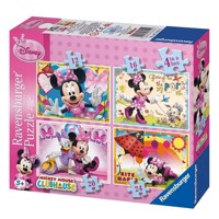Ravensburger Minnie Mouse, 4 in 1