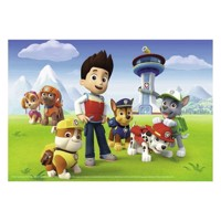 Ravensburger puslespil Paw Patrol-Ryder and his friends, 2x12st.