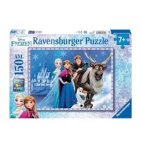 Ravensburger puslespil Disney Frozen-the friends in the Palace, 150st. XXL