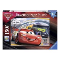 Ravensburger puslespil 150T XXL Fast racing