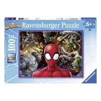 Spiderman Puzzle, 100pcs. XXL