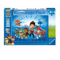 Ravensburger puslespil The team of Paw Patrol, 100pcs. XXL