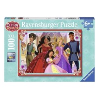 Elena or Avalor Puzzle, 100pcs. XXL
