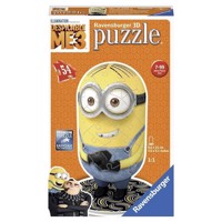 Ravensburger puslespil 3D Minions Jeans Special