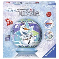 Puzzle ball Disney Frozen Olaf, 72st.