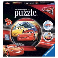 Puzzle Ball Cars, 72st.
