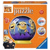Puzzle Ball Despicable Me 3, 72st.