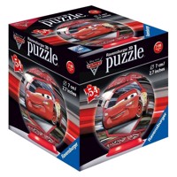 Puzzle Ball Cars, 54st.