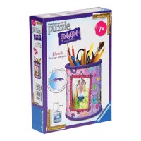 Ravensburger Girly Girl 3D puslespil horses-pencil holder