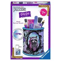Ravensburger Girly Girl 3D puslespil Animal-pencil holder