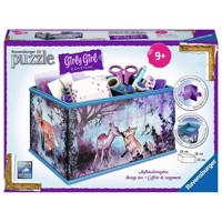 Ravensburger Girly Girl 3D puslespil Animal - Storage box