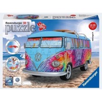 Ravensburger 3D Puzzle - Volkswagen Bus Indian Summer