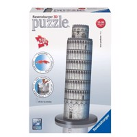 Ravensburger 3D puzzle leaning tower