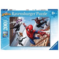 Spiderman - Spin Power, 200pcs. XXL
