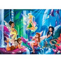 Ravensburger puslespil Land of the Fairies, 200st. XXL
