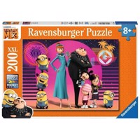 Despicable Me 3 Puzzle, 200pcs. XXL