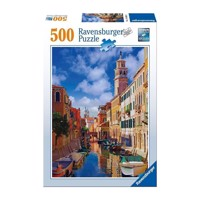 Ravensburger puslespil In Venice, 500st.
