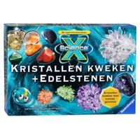 Ravensburger Grow ScienceX Crystals And Gemstones