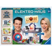 Ravensburger ScienceX Maxi 3D electric house