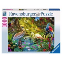 Ravensburger puslespil Birds in Paradise, 1000st.